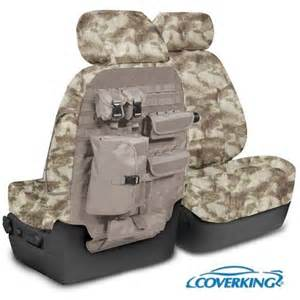 Tactical Camo Seat Covers