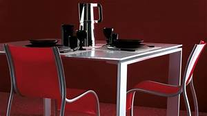 Kartell four table shop online at for Kartell tisch