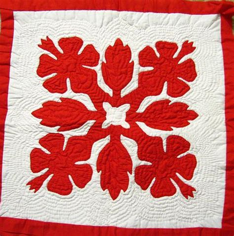 hawaiian quilt patterns a rich history of hawaiian quilts starting in 1820