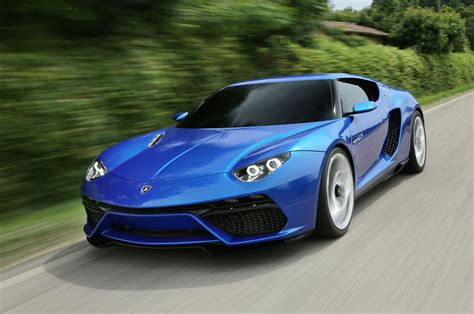 A Deafening Silence Lamborghini Asterion Lpi 9104