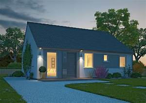 Maison Phenix Nantes : plans et mod les de maisons plain pied maisons ph nix ~ Premium-room.com Idées de Décoration