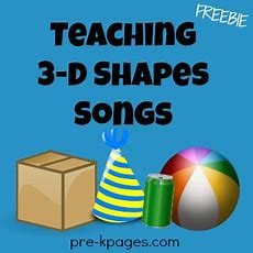 Teaching 3d Shapes