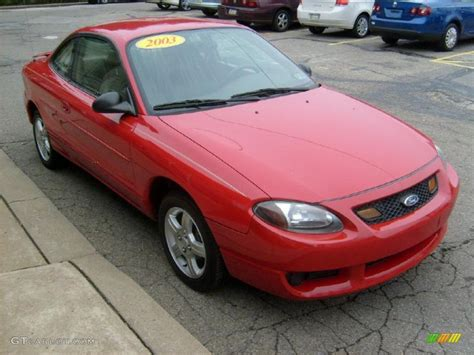 2003 Ford Zx2 by Bright 2003 Ford Zx2 Coupe Exterior Photo