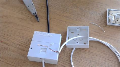 How Wire Phone Extension From Master Socket