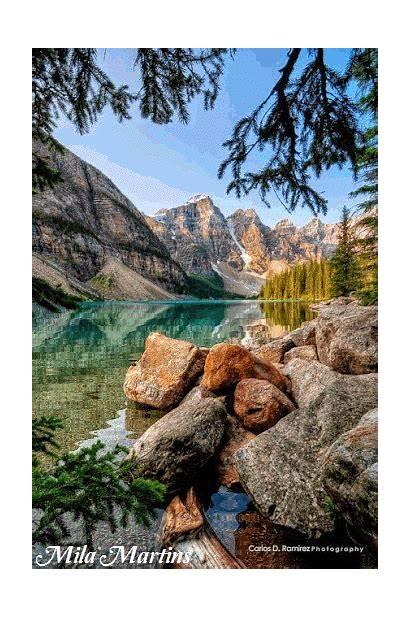 Moraine Canada Lake Alberta Google National Banff