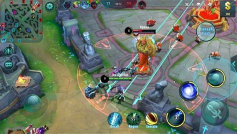 Mobile Legends Bang Bang Is A Free-to-play Android