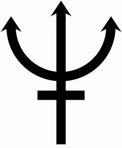 Greek God Poseidon Symbol