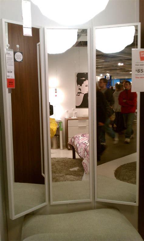 $40 Stave Mirror x 3 Ikea  Bedroom Ideas Pinterest