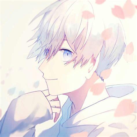 Anime Pfp White Hair Top 20 Anime Characters With Sleek