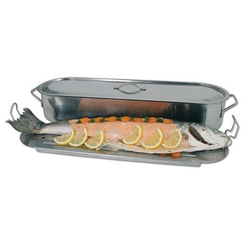 poissonniere cuisine ducatillon poissonnière professionnelle 60 cm cuisine