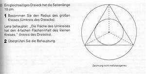 Fehlende Größen Im Dreieck Berechnen : dreieck dreieck im kreis berechnen mathelounge ~ Themetempest.com Abrechnung