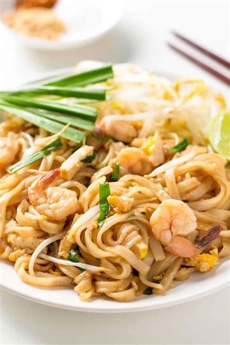 best pad thai recipe the best shrimp pad thai recipe leelalicious