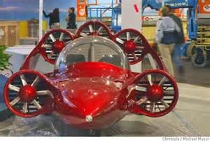 High-Tech Flying Cars
