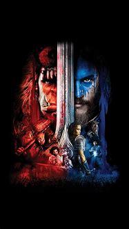 Warcraft (2016) Phone Wallpaper