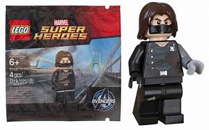 "Lego Winter Soldier Marvel Super Heroes ""The Avengers ..."