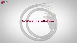 Lg Dryer - 3-wire  U0026 4-wire Installation