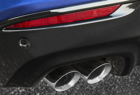 2016 Chevy SS Exhaust