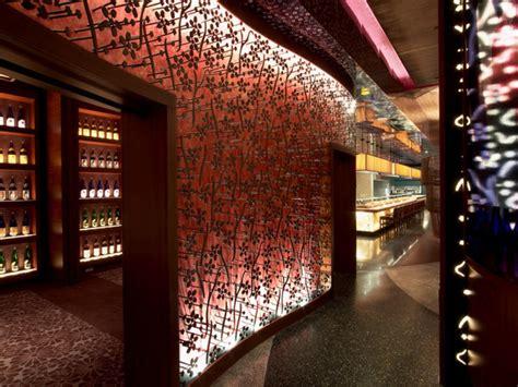 nobu restaurant  rockwell group dubai retail design blog