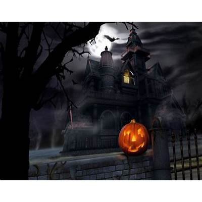 Halloween Haunted House Cake Ideas and Designs