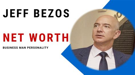 Jeff Bezos bio Archives - Networthofficial