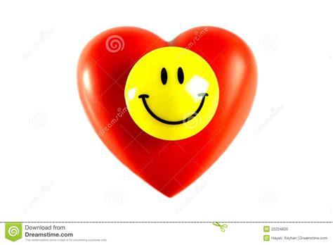 plan chambre 3d smiley heureux sur le coeur photo stock image 22224820
