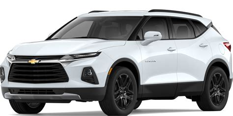 When Do 2018 Vehicles Come Out by Crossover Suv Deportiva De Tama 241 O Mediano Blazer 2019