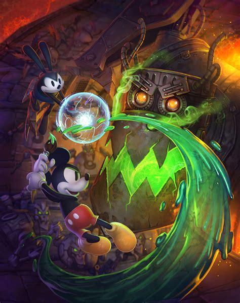 Epic Mickey 2 The Power Of Two New Game Plus