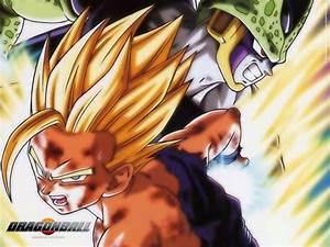 Gohan vs Cell - Dragon Ball Z Photo (34917266) - Fanpop