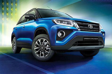Toyota Urban Cruiser launch on September 23 - Autocar India