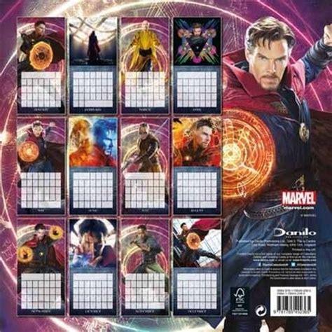 doctor strange calendarios