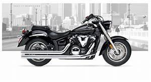 Yamaha V Star 1300 2007-12