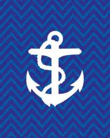 Anchor with Chevron Desktop
