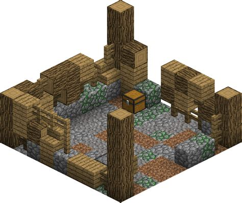 ruined house  lord   rings minecraft mod wiki fandom powered  wikia