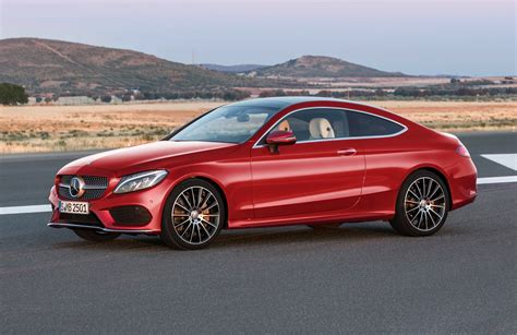 Mercedes C Class Coupe Picture by Mercedes C Class Coupe Review 2019 Parkers