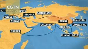 Eurasian and African countries benefit from China's Belt ...