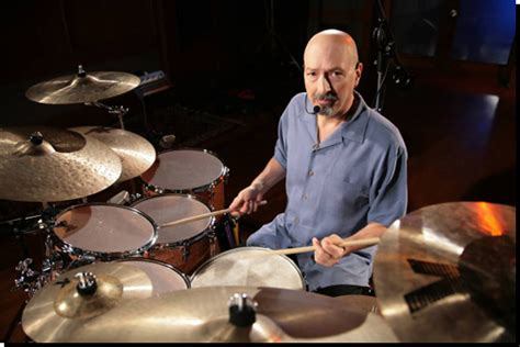 Journey Drummer Steve Smith Keeps Things In Balanced With