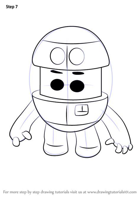 learn   draw grimbot   jetters  jetters