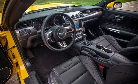 2015 ford mustang interior 2015 ford mustang interior pictures