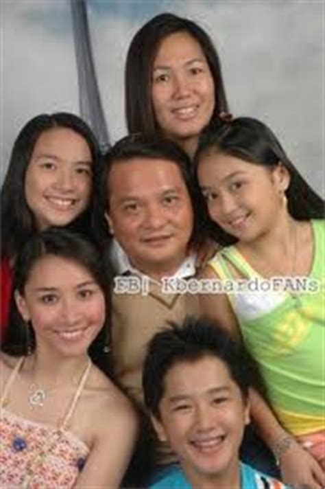 kathryn bernardo family about her family be yourself and stay unique your