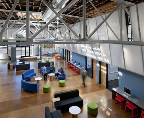 college tracks dynamic san francisco offices