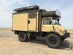 Mercedes-Benz Unimog | Overland Vehicles | Pinterest ...