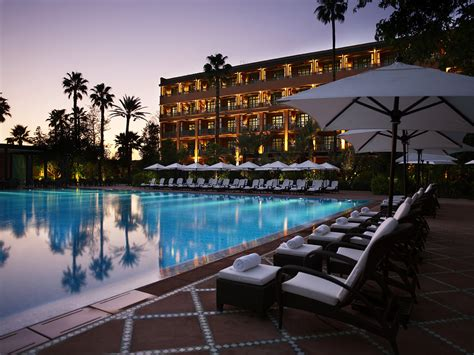 prix chambre hotel mamounia marrakech la mamounia un véritable palace marocain