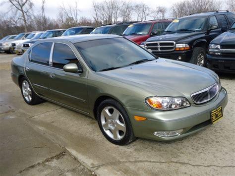 2000 Infiniti I30 For Sale In Cincinnati, Oh  Stock # 10878