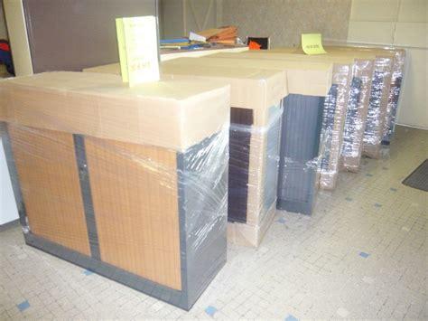 occasion mobiliers de bureau armoire rideaux pvc fin de serie