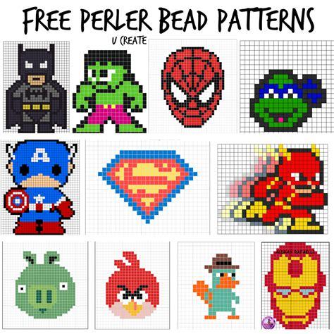 minion perler bead patterns  create