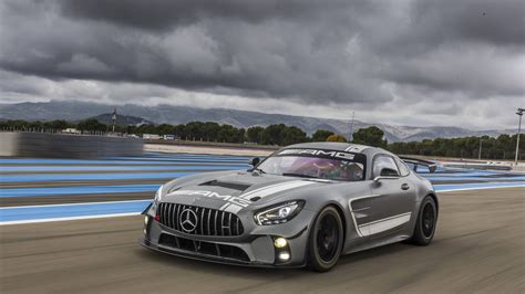 Mercedes Amg Gt4 Race Car This Is What It's Like To Drive