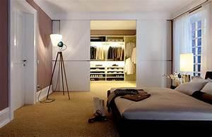 Schlafzimmer Mit Begehbarem Kleiderschrank : moderne schlafzimmer sch ner wohnen ~ Sanjose-hotels-ca.com Haus und Dekorationen