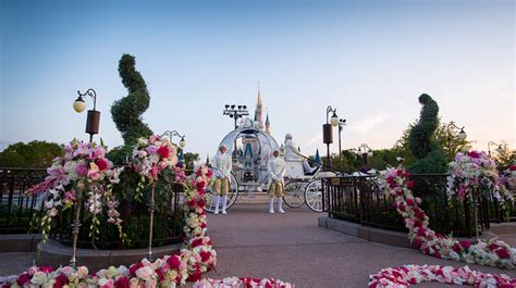 Disney Announces New Fairytale Wedding Venue