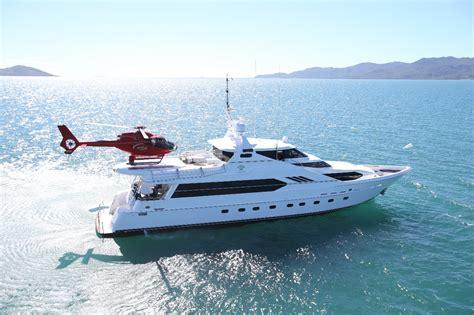 Charter Boat Port Douglas by Luxury Yacht Charters Great Barrier Reef Port