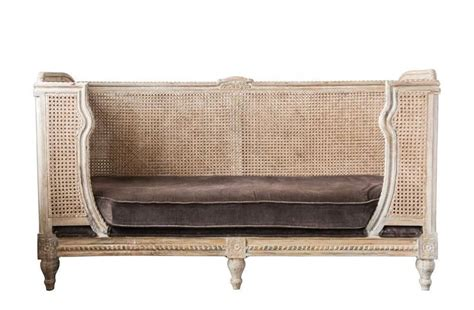 Bed Settee Mattress by Details About Country Chateau Mango Wood